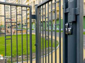 Закрытая территория, система контроля доступа